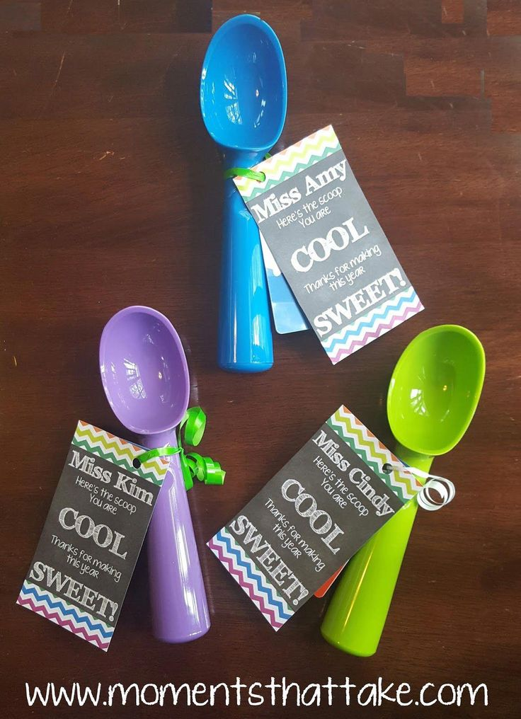 Inexpensive their personal gifts to indicate kids of all ages instructors how mu...