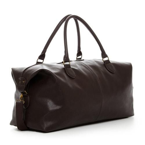 Birthday Gifts Gunner Vegan Leather Duffle Bag