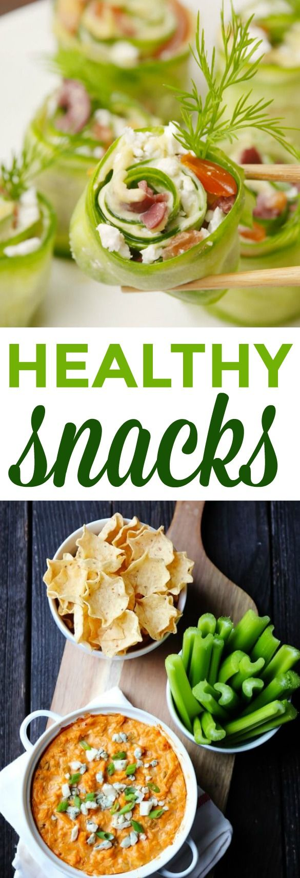 Today I want to show you this great roundup full of yummyHealthy Snacks that y...