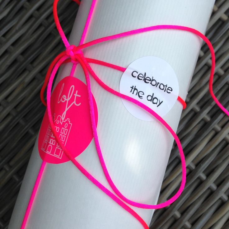 Giftwrapping by Loft, Apeldoorn ❥