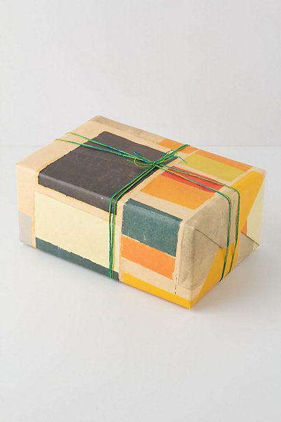 inspired idea... nice wrap job