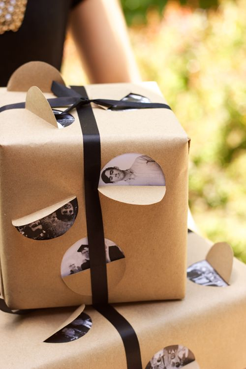 The House That Lars Built.: Father's Day gift wrap