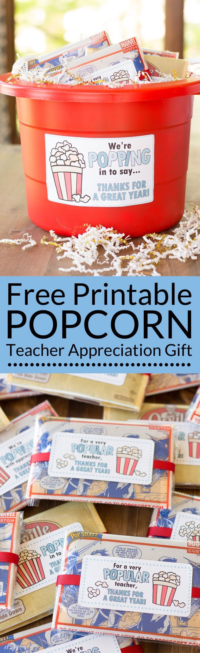 The end of school year is approaching! Tell your teacher thank you with this eas...