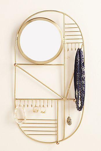 Idris Jewelry Organizer #jewelry #organization #wishlist