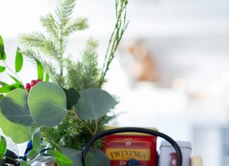 Mom Birthday Gifts Tea Lovers Christmas Gift Basket