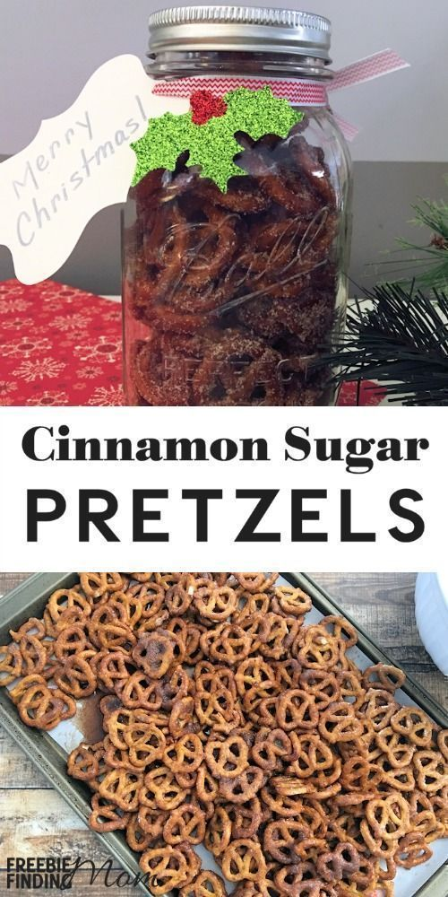 Are you a fan of sweet and salty snacks? Then you have to try this Cinnamon Suga...
