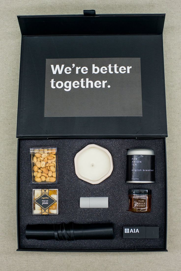 CLIENT GIFITS// How to curate 'We're Better Together' artisan gift boxes to make...