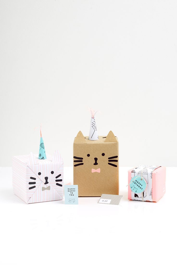 Add some fun with this gorgeous Wrapping Idea using the kikki.K Paper Lover'...