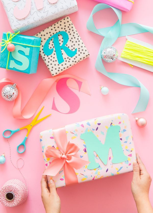 Typographic Gift Tags   Oh Happy Day!  #happy #typographic