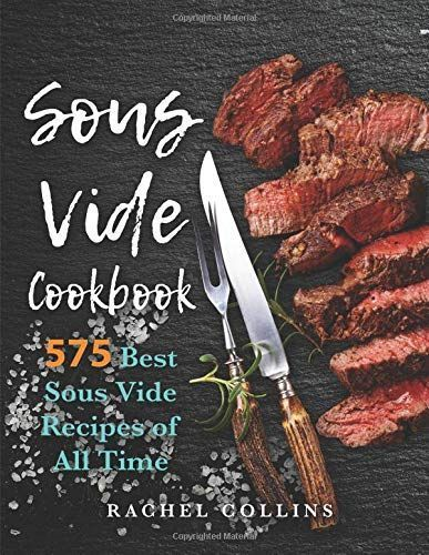 Sous Vide Cookbook. Cheap Mother's Day Gifts Under $20. #recipes
