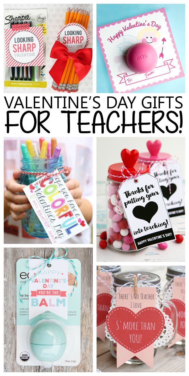 We always like to get a little something for our teachers. They do so much, they...
