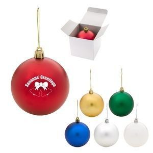 Corporate Gifts Ideas     Shatter-Proof. Includes String For Hanging. Great For ...