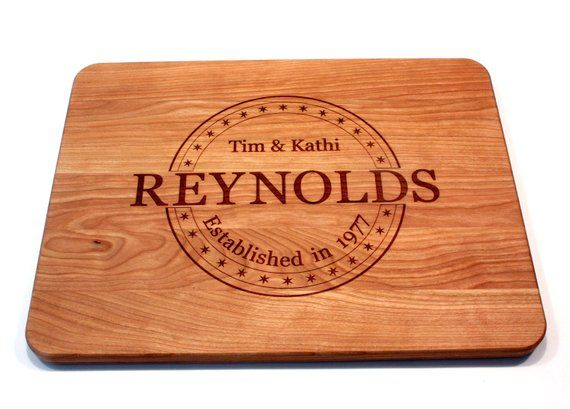Personalized Gift, Cutting Board, Wedding Gift, Housewarming Gift, Foodie Gift, ...