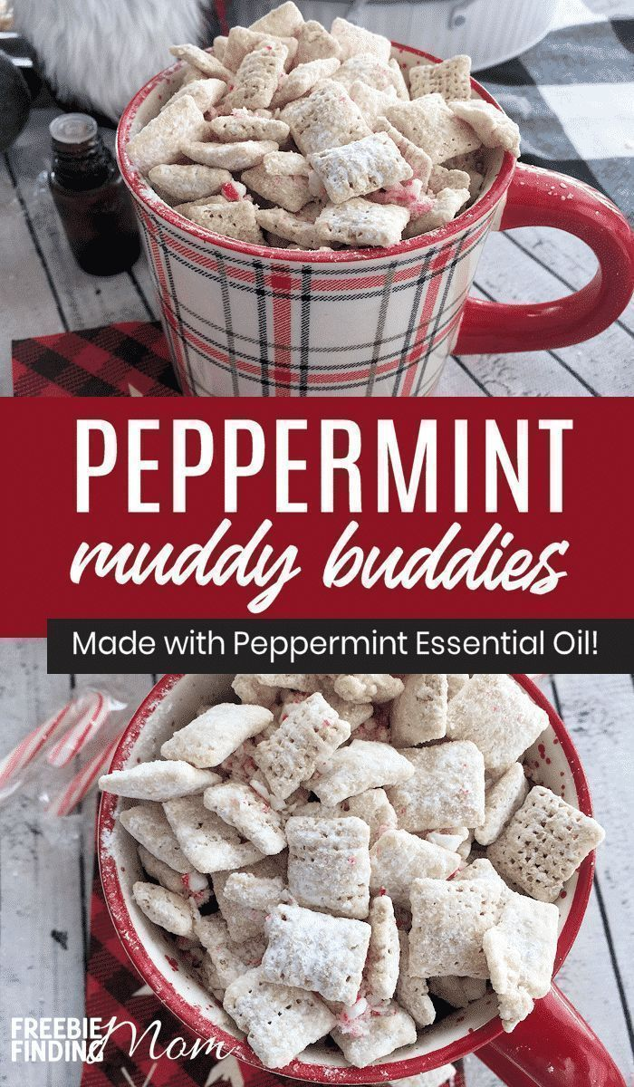 If you are a fan of muddy buddy snack mix then you are going to love this Christ...