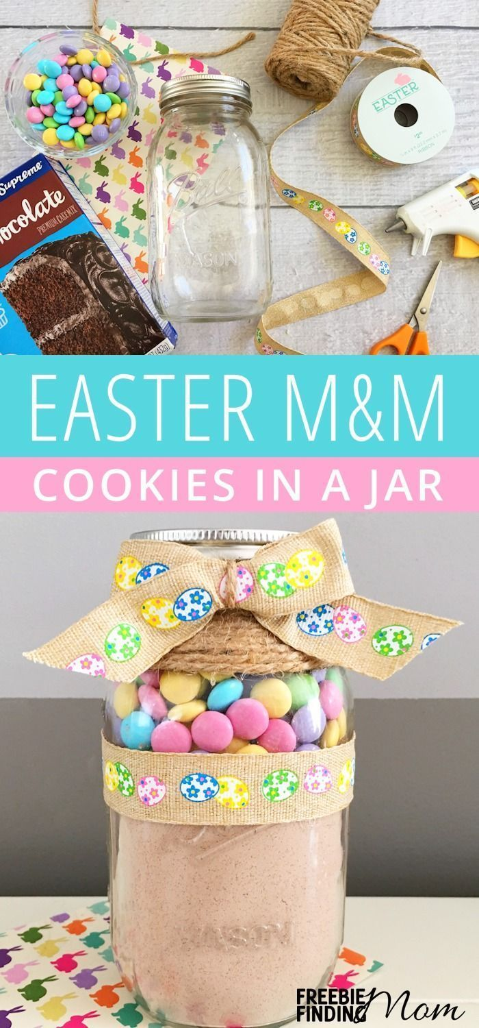 Need an easy Easter cookies recipe? These delicious Homemade Easter M&M Cookies ...