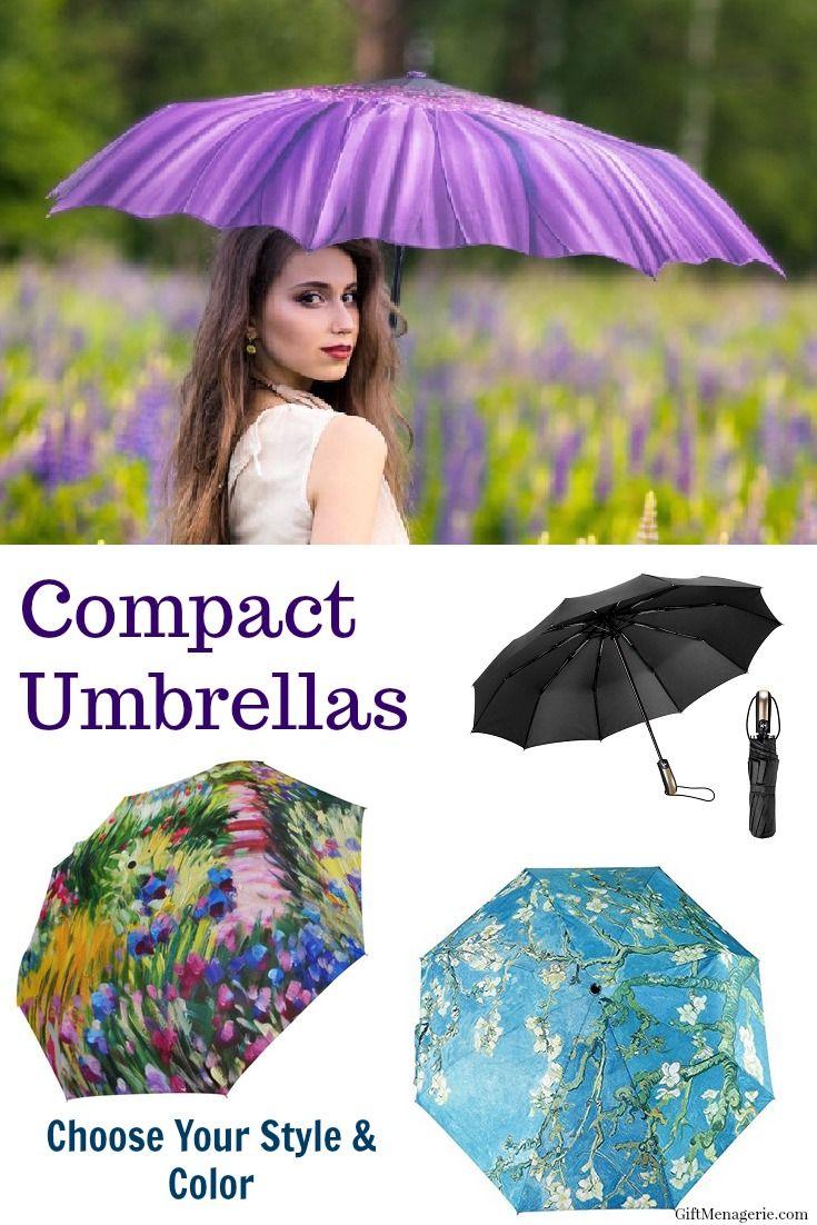 Easy Carry Compact Umbrellas