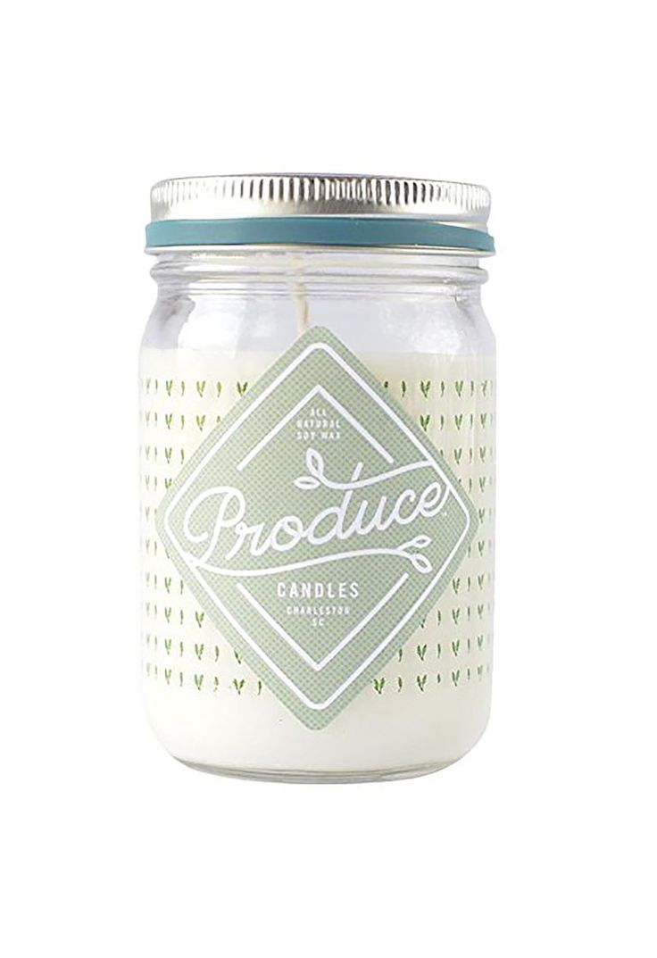 Mom's house can smell of fresh fruits on Mother's Day with this produce candle. ...