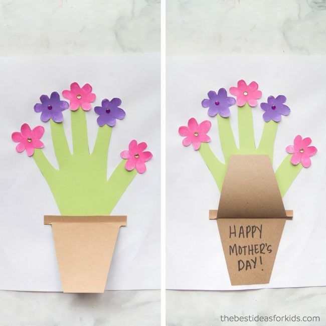 Personalize the surprise message on this flower pot to make grandma's Mother's D...
