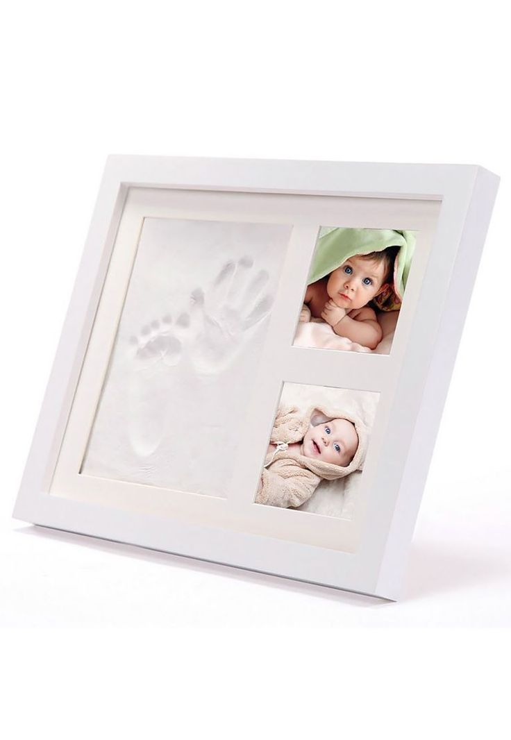 Preserve your little one's print and make it a treasured Mother's Day gift.  #mo...