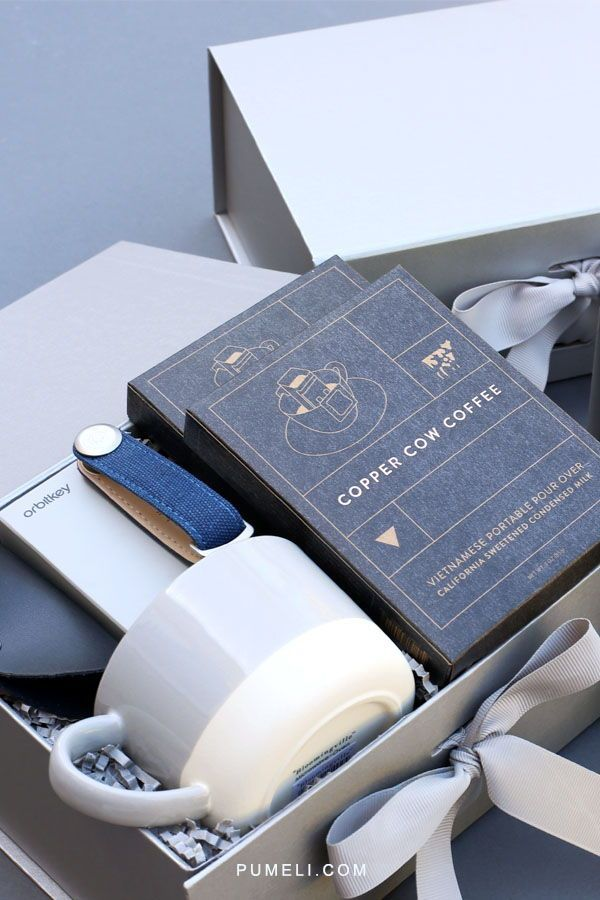 Corporate Gift Boxes. Personalized gifts to clients, prospects and employeesth...