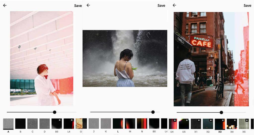 Nebi editor de fotos online