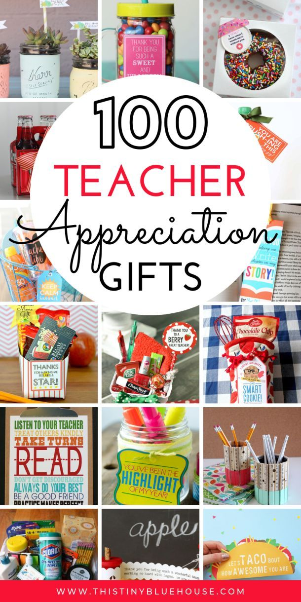 Are you looking for cute teacher appreciation gifts to express your gratitude? H...