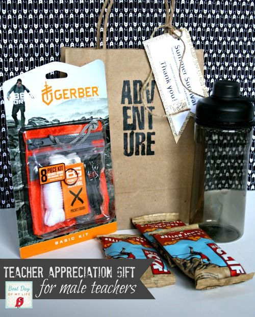 Gifts for Male Teachers. Celebrate your teacher as school winds down with one of...