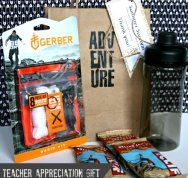 Summer Survival Kit - Male Teacher Appreciation Gift