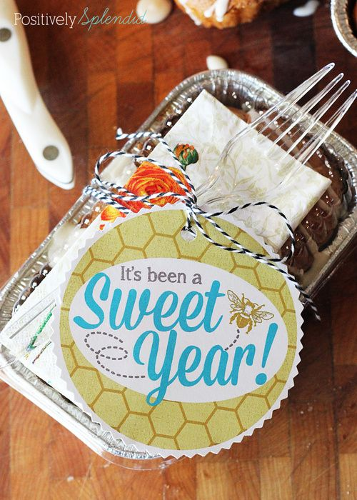 Sweet Year Teacher Appreciation Printables by Positively Splendid for skiptomylo...