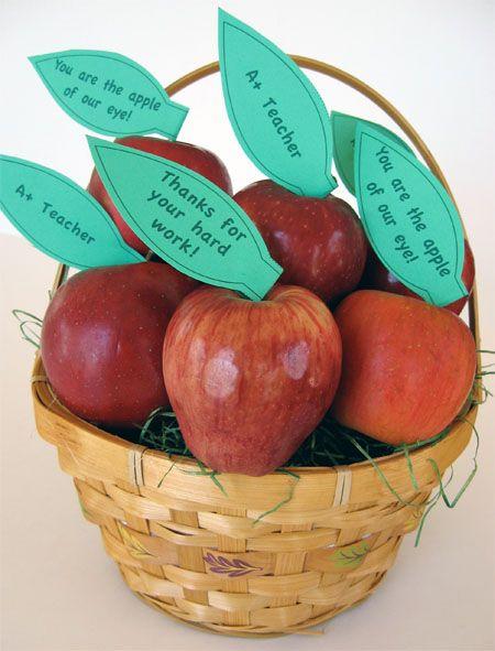Teacher appreciation gift ideas #teacher #gift skiptomylou.org