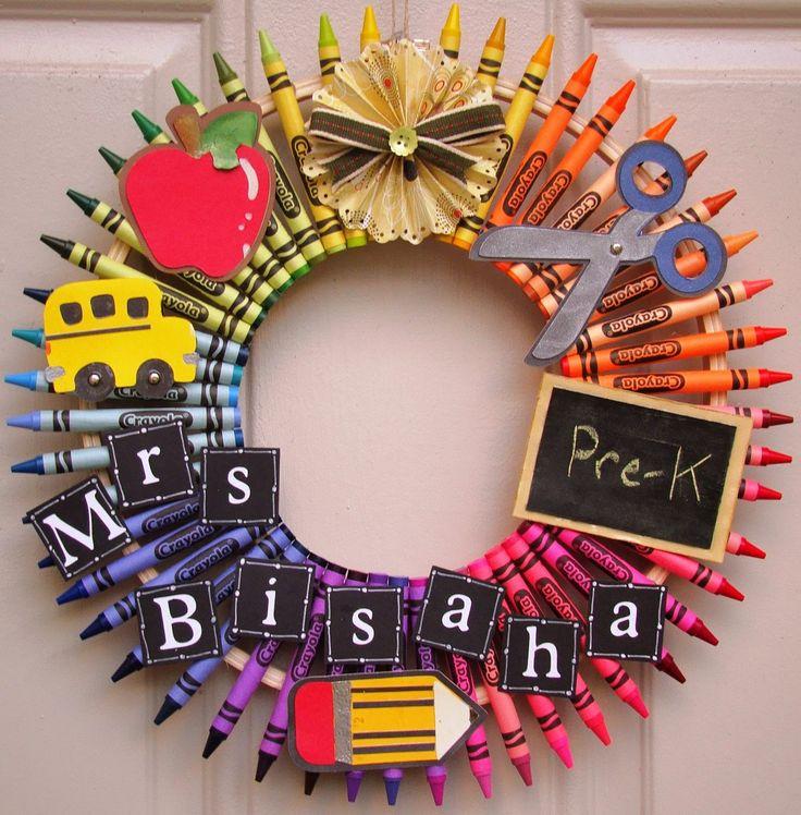 Teacher gift inspiration! #backtoschool