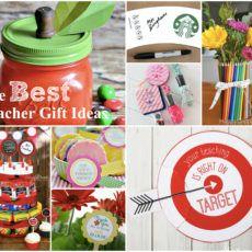 the best teacher appreciation gift ideas