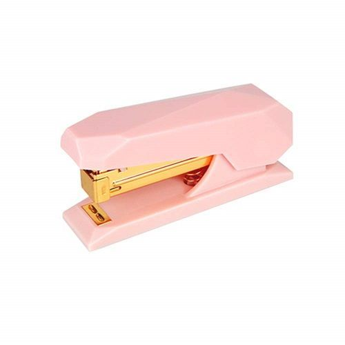 Stylish Pink Stapler | Cute back to school supplies for high school