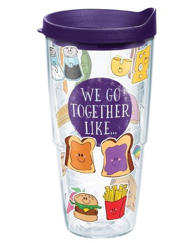 We Go Together Like Best Friends Tumbler. National Best Friends Day ideas. Prese...