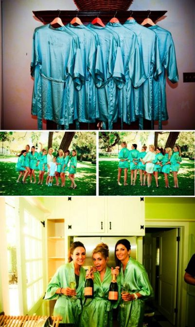 Bridal party gifts that won't just collect dust :) - fun for a bridal party ...