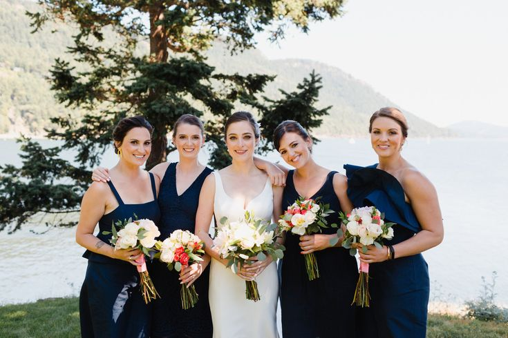 San Juan Island Rosario Resort Wedding - The Overwhelmed Bride Wedding Blog