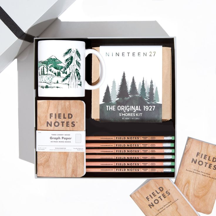 Off the Beaten Path Gift Box