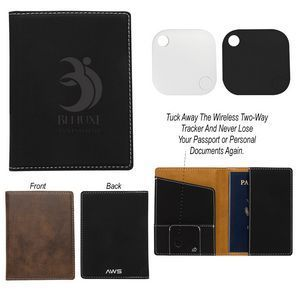 The Passport Wallet Seek Set! Awesome corporate gift idea & great for those with...