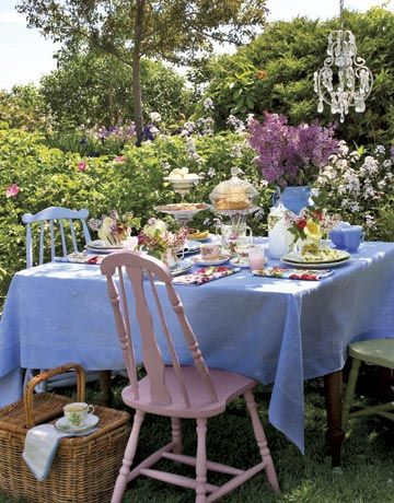 Throw a Mother's Day tea party!