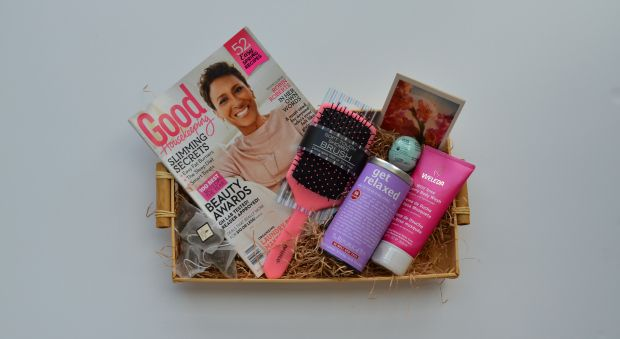 Head to the beauty aisle for some fancy shampoos, lotions, and other items she u...