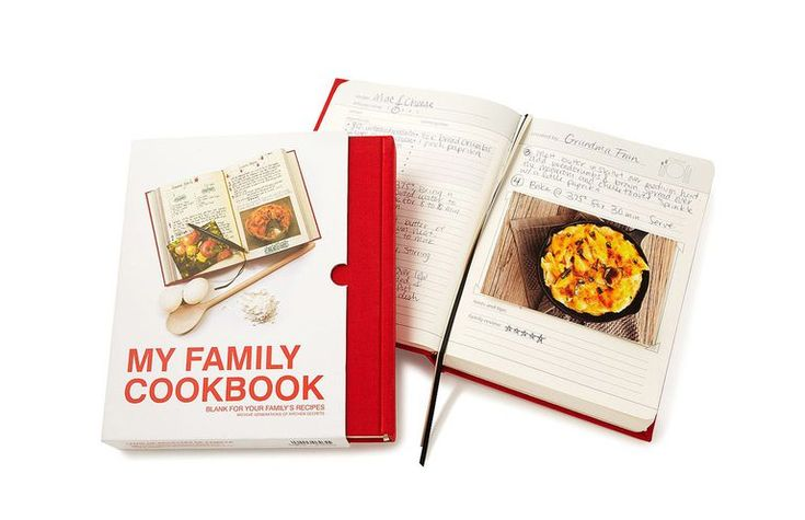 Help Mom stay organized on Mother's Day (and every day) with a customizable cook...