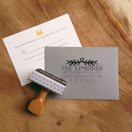 The perfect gift for a mom who loves to write letters.