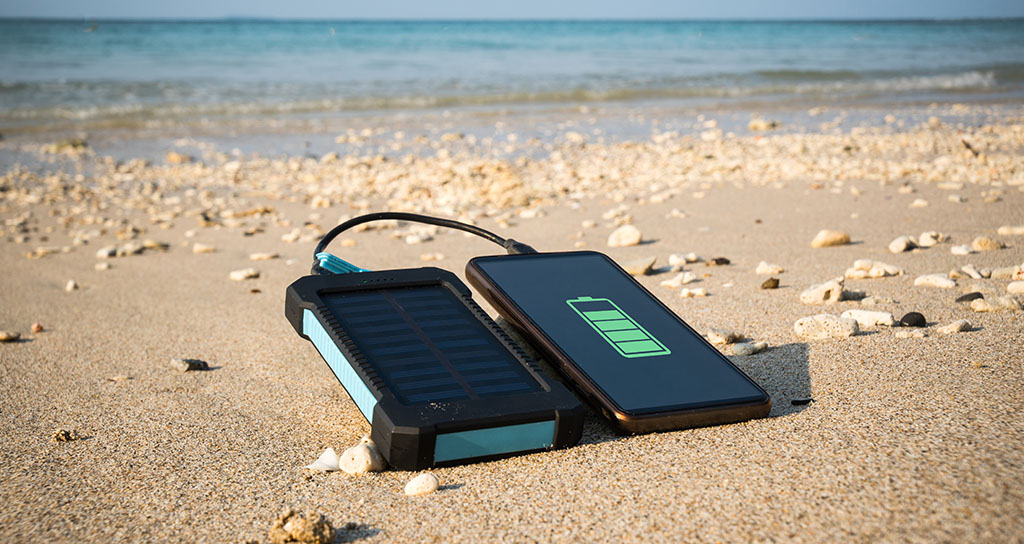 solar charger - gadgets for mobile