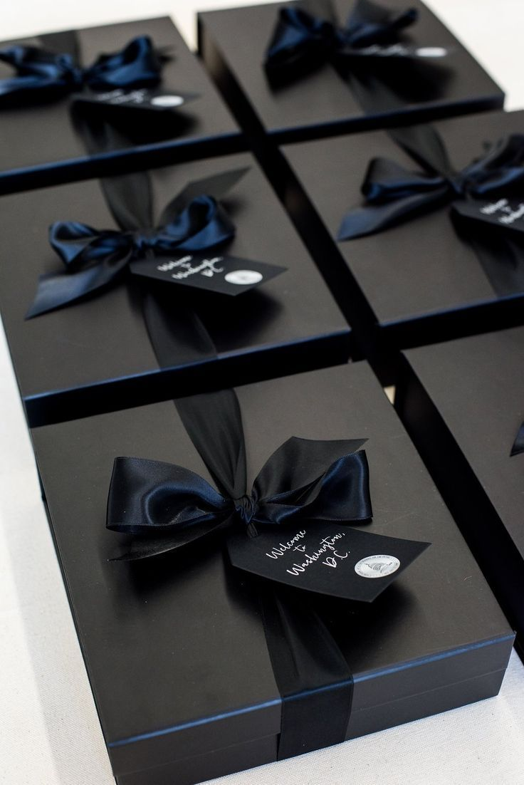 TOP CORPORATE GIFT DESIGN// Welcome to Washington DC corporate event gift boxes ...
