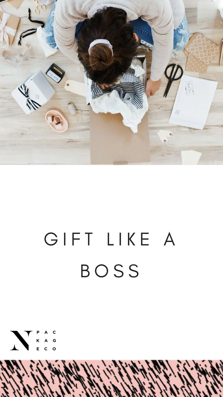Corporate Gifts - Gift Like a Boss - Nifty Package Co. is a corporate gift and g...