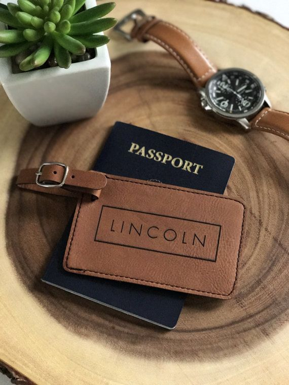 Corporate Gifts Ideas : Personalized Luggage Tags Travel Gift Travel Accessories...