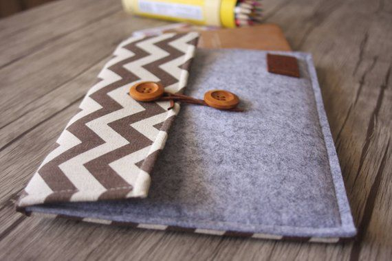 Felt Kindle Paperwhite Case, kindle Paperwhite 4 Sleeve, Kobo Case, Nook Glowlig...