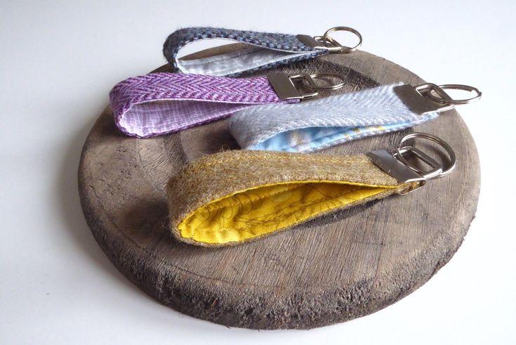 Groomsmen gift - Usher Gift, Tweed wedding favours, Stocking filler, Corporate g...