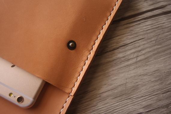Leather iPad Pro 11 Case personalized iPad Pro 12.9 Sleeve | Etsy