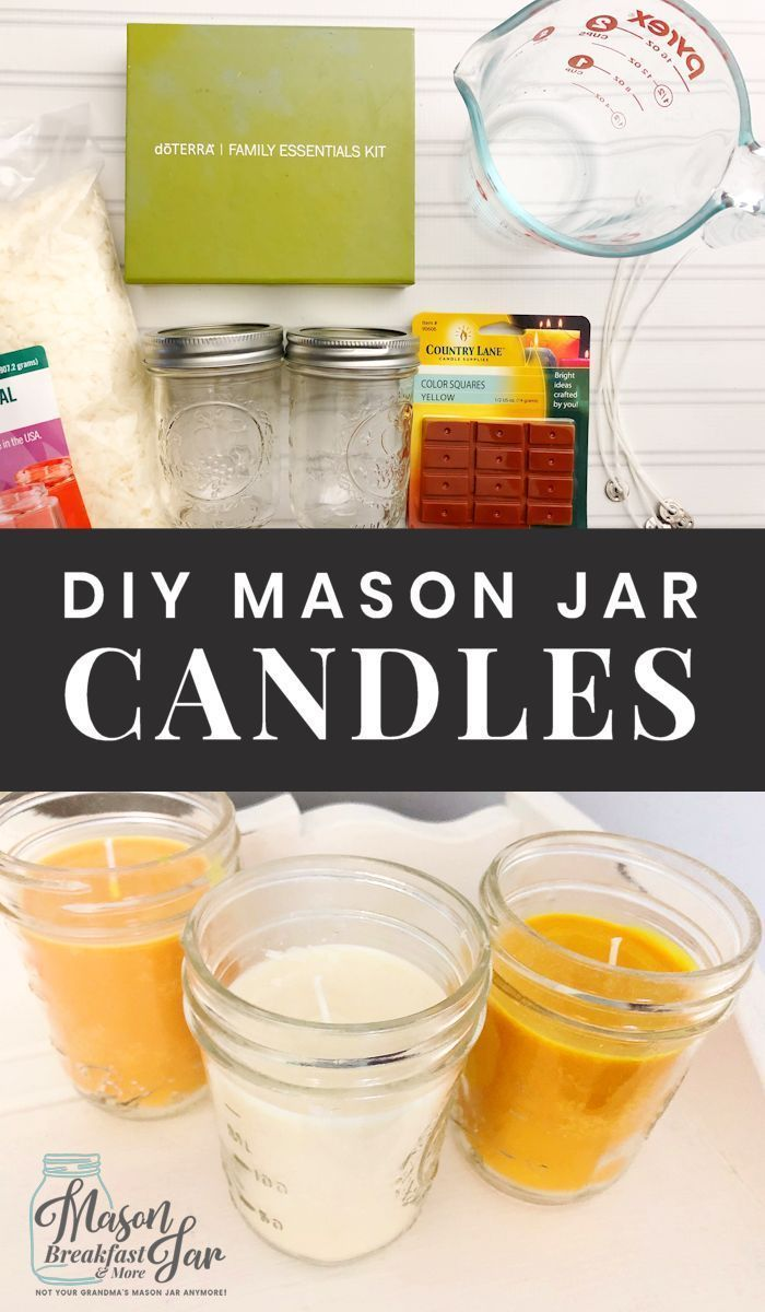 Do you love the smell of scented candles but don't love the toxins in them? No...